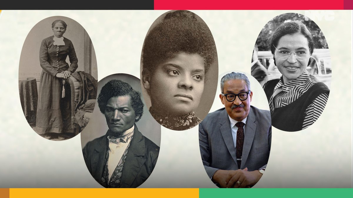 Image for the Tweet beginning: #BlackHistoryMonth may be coming to