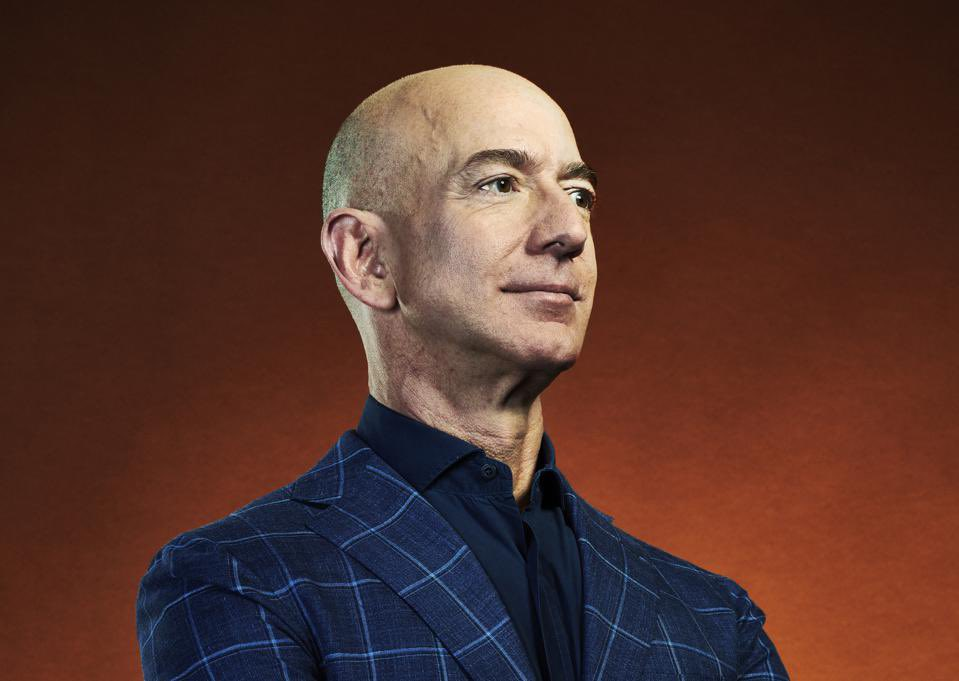 Jeff Bezos is officially stepping down as Amazon CEO!