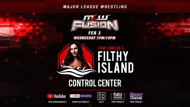 MLW Fusion Preview for 2/3/21