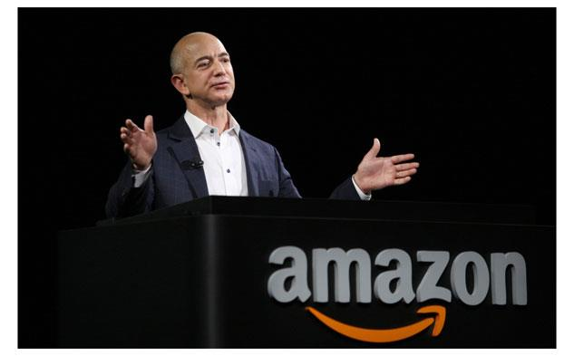 جيف بيزوس يتنحى عن منصبه كرئيس تنفيذي لـ أمازون
