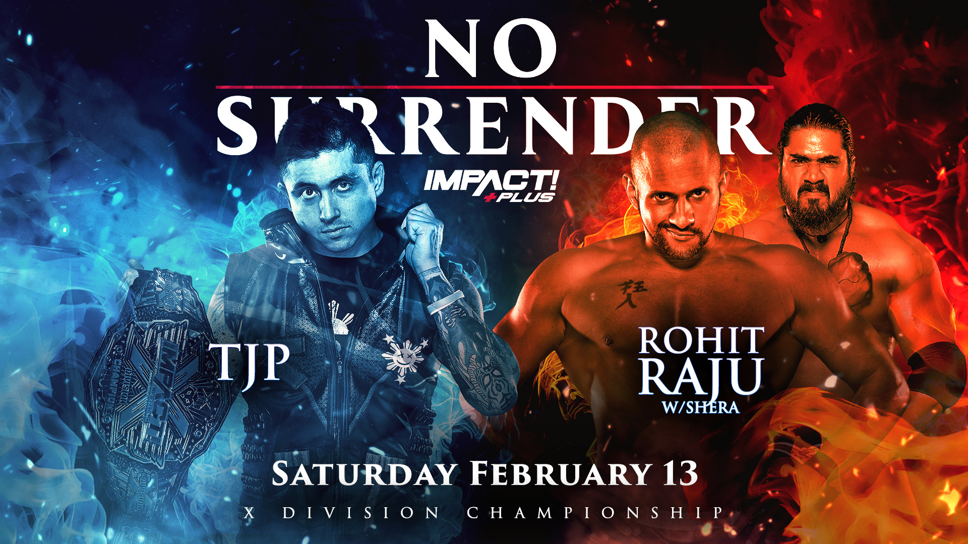 """Third Title Match Added To Impact's """"No Surrender,"""" Matches Scheduled For Next Week"""