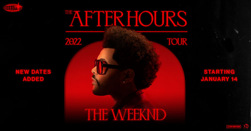 ❤️ THIS TWEET if you want to see The Weeknd LIVE on The After Hours Tour in 2022!  Like this tweet & you'll receive a notification when tickets are on sale.