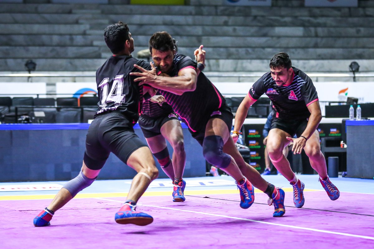 The struggles we endure today will be the 'good old days' we laugh about tomorrow.  #PantherSquad #JaiHanuman #TopCats #JaipurPinkPanthers #JPP #Jaipur #vivoprokabaddi