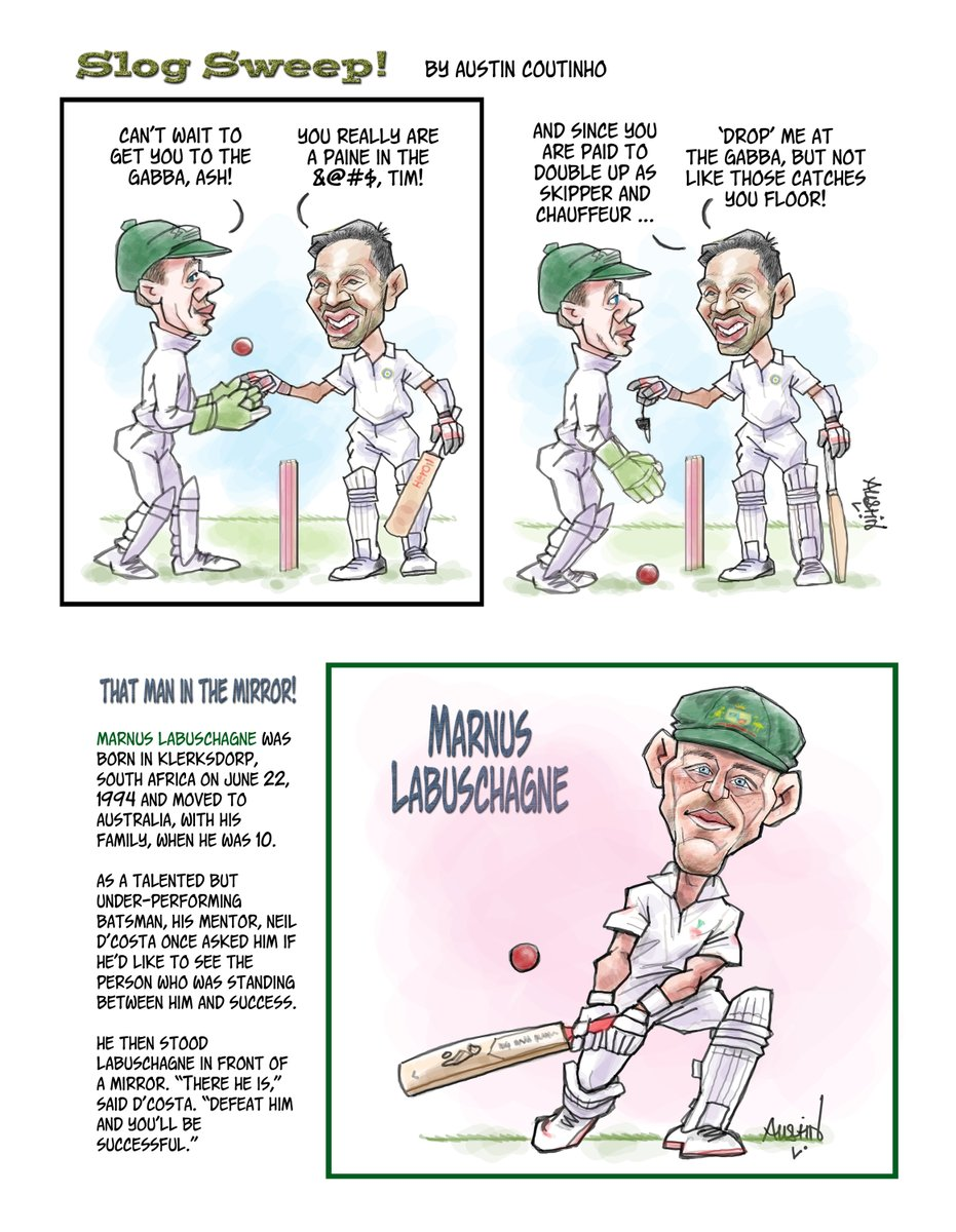 @playfieldconte1 Hey, guys, this is my page in 'The Playfield' of Jan 18. The latest issue contains some great writeups by R. Mohan, Mohd Azharuddin, Nick Hoult, Rajneesh Gupta, Vijay Lokapally (talks to Sachin), Sukwant Basra and Joy Chakravarthy. Please subscribe!