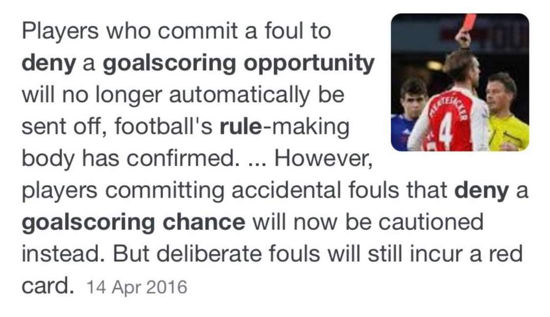 Seems this rule doesn't apply to arsenal fc...😮 #Arsenal #COYG #SOUARS