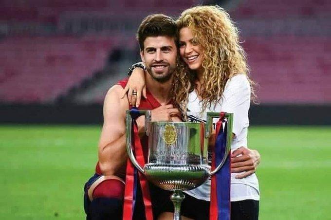 Happy 44th birthday Shakira Happy 34th birthday Gerard Pique
