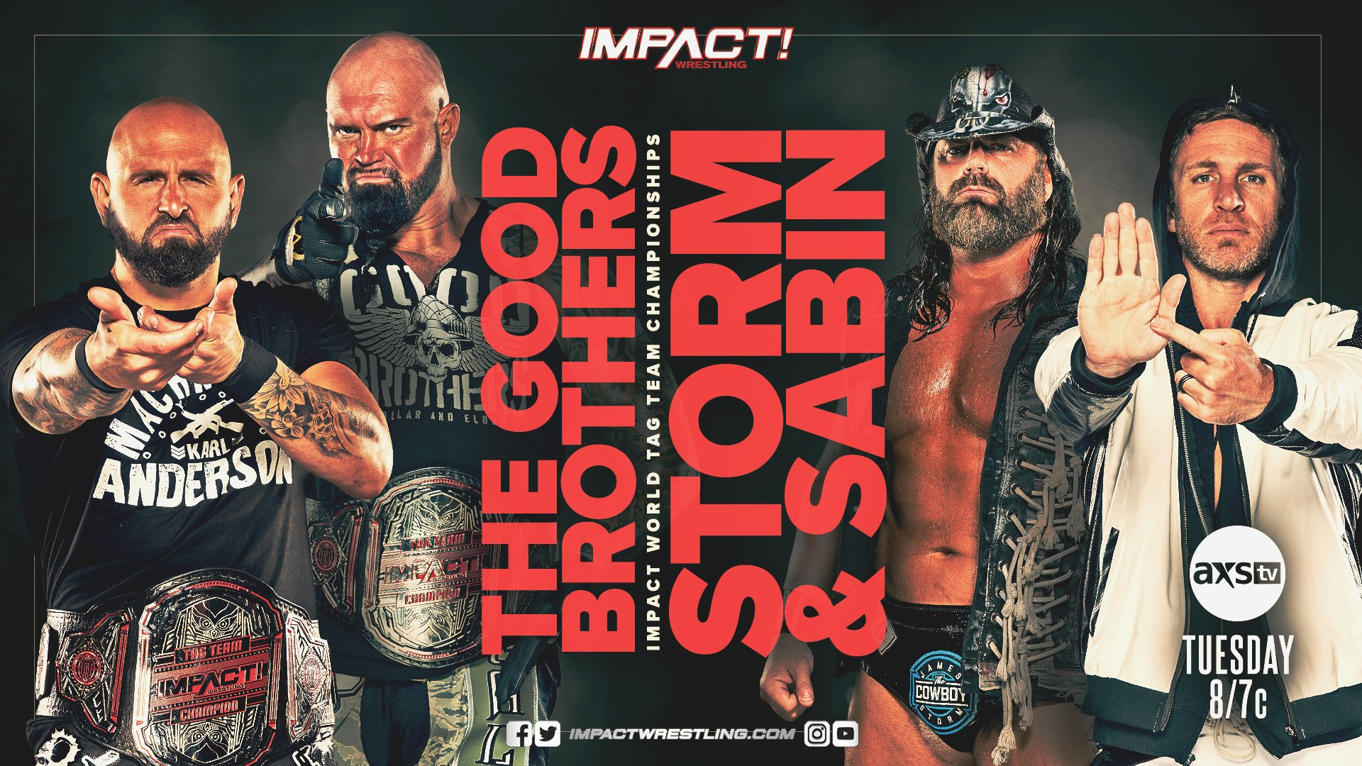 Brace for IMPACT for 2/09/21