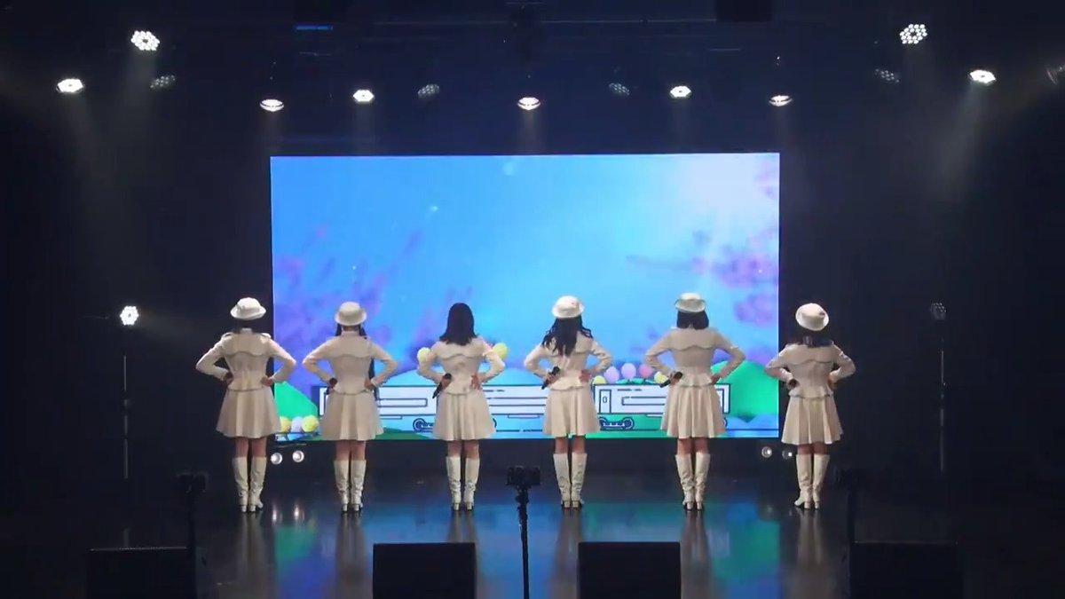 1/17に行われた「PiXMiX SPECIAL LIVE!!」より新曲「卒業レールウェイ」のパフォーマンス映像を公開✨見逃し配信は2/28まで❗️チケットはこちらから🎫ライブのフルverは #5GLAB の #VRSQUARE #FRSQUARE でVR&マルチアングル映像を近日公開予定!お楽しみに♪#PiXMiX