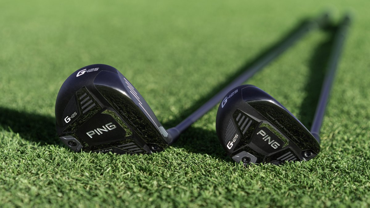 Fairway 🤜🤛 Hybrid  Facewrap and Spinsistency innovations combine in the new #G425 fairways and hybrids to deliver more distance and spin predictability so you can hit and hold greens more often. #PlayYourBest