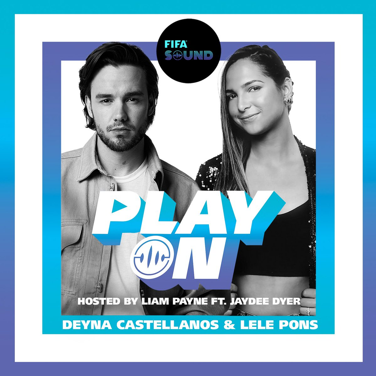 Episode 4 of the FIFA PlayOn podcast is out now 🙌🏼 https://t.co/Jn0GMeYyHm Joining me this week are two Venezuelan powerhouses @deynac18 & @lelepons #fifasound #playon https://t.co/wTE5wlSD5E