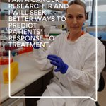 """Image for the Tweet beginning: """"I am a cancer researcher"""