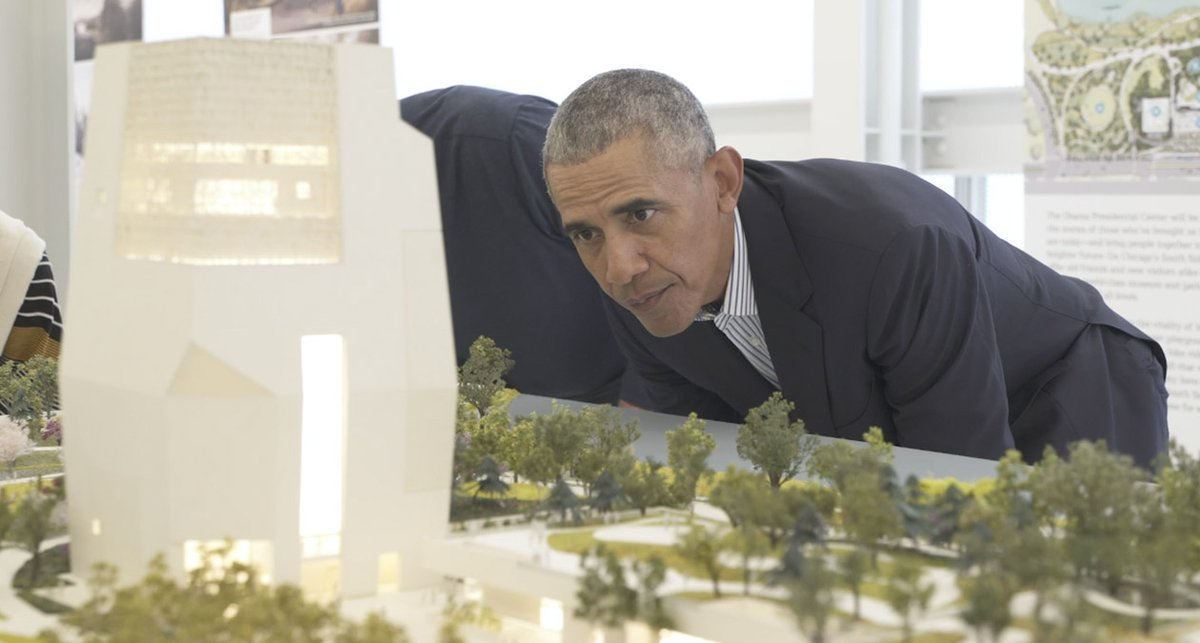 After an extensive federal regulatory review, we are excited to announce the Obama Presidential Center will break ground on the South Side of Chicago in 2021.   Watch President @BarackObama reflect on the news.