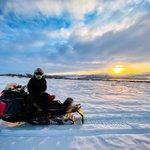 🌄  #VB77 #Arctic #Lapland  📷 @tiffanycromwell