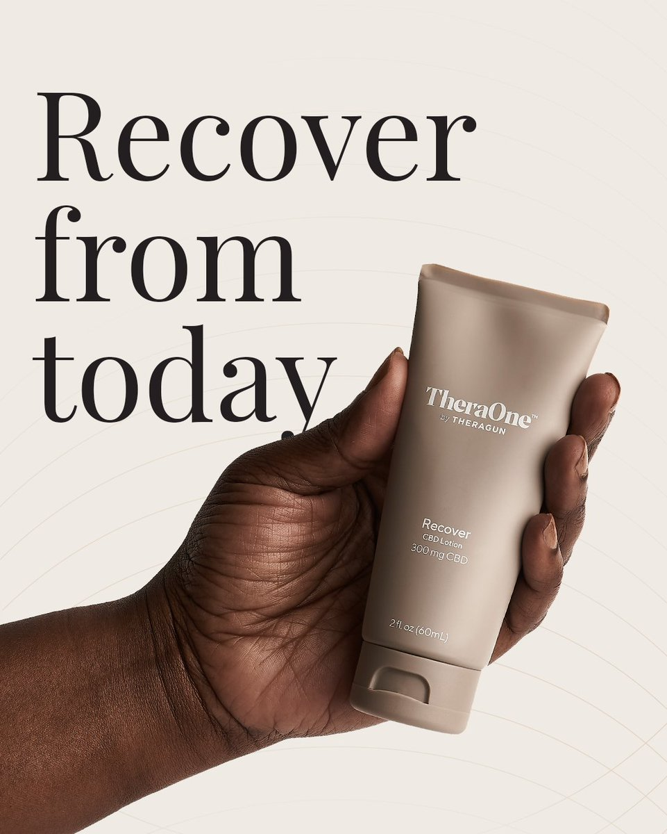 Creating a wellness routine isn't just about what you put in, but also how you take care of your body after. Recover with our USDA Certified Organic CBD lotion, perfect for restoring your body post-activity or unwinding after a long day. #theraone #theraonedifference