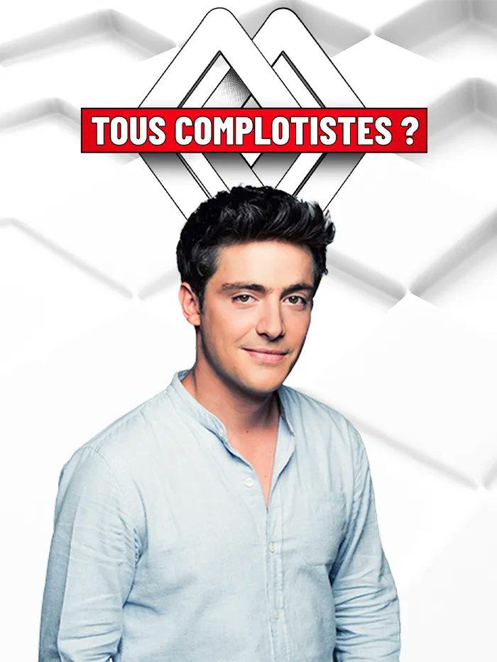 """LeLibrePenseur on Twitter: """"RDV ce soir 18h15 pour un direct qui analyse  l'émission Tous complotistes ? de Martin Weill sur TMC.… """""""