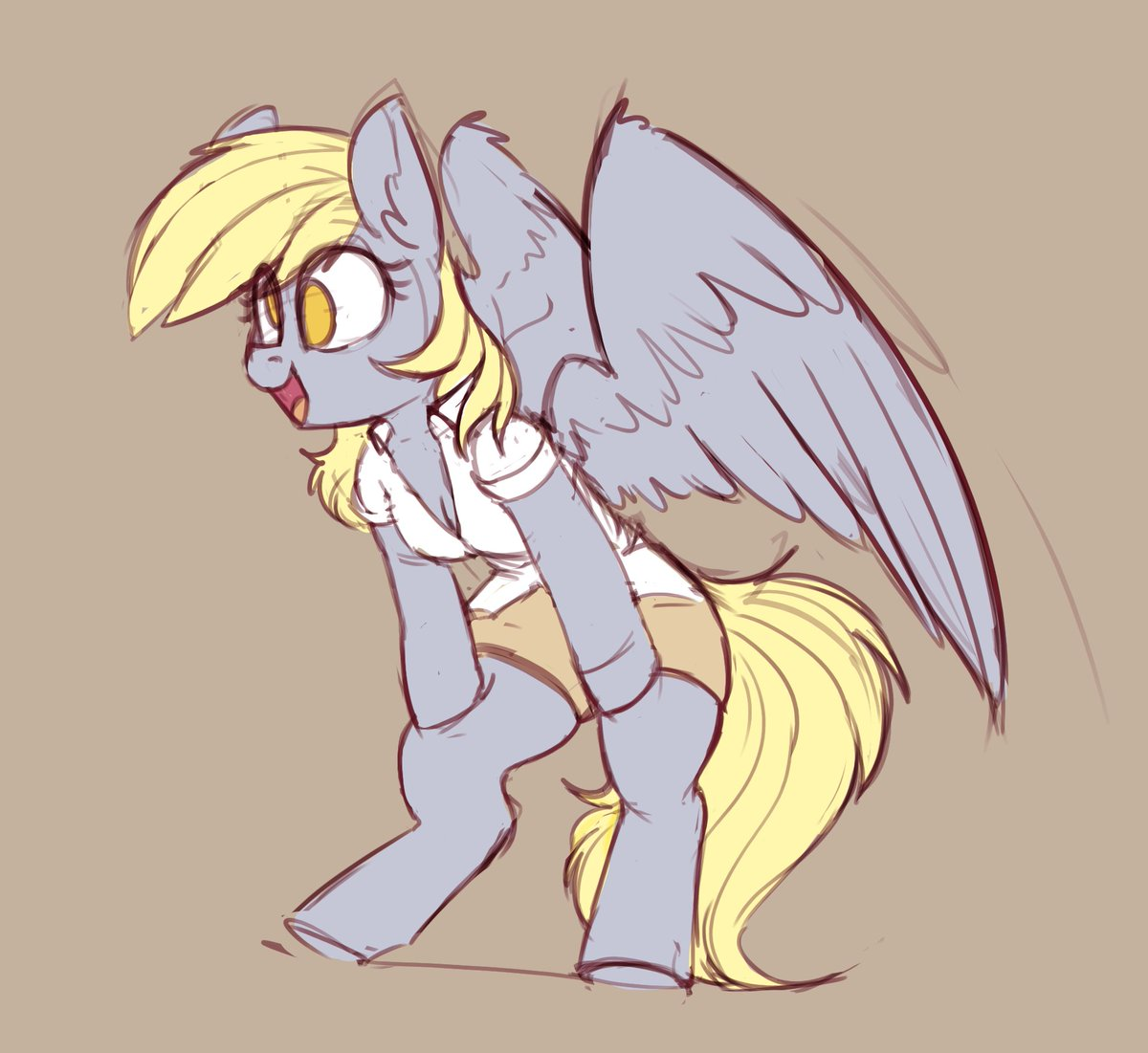 @MuffinRoyalty A horse for you, ma'am