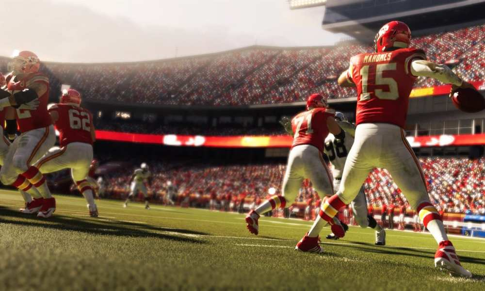 EA SPORTS Madden NFL 21