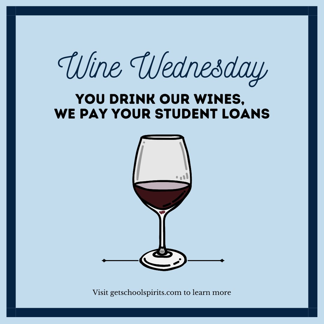 Cheers to the end of Dry January! #wetfebruary #winewednesday #wine #studentloans #studentloandebt #studentloanssuck