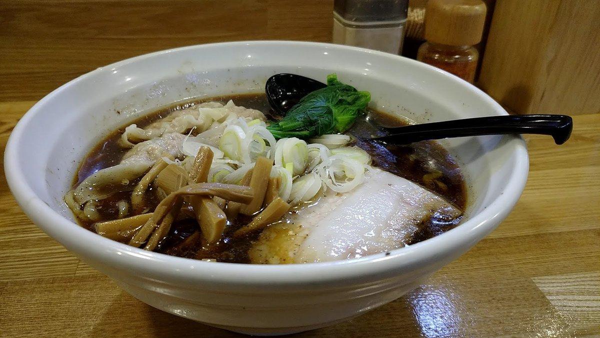 拉麺大公 上大岡店【ワンタンメン&チャーハン】う・美味い。。。( `ー´)ノ