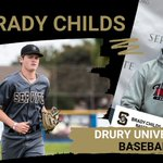 Image for the Tweet beginning: Congratulations to Brady Childs on