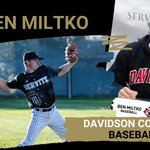Image for the Tweet beginning: Making it official! Ben Miltko