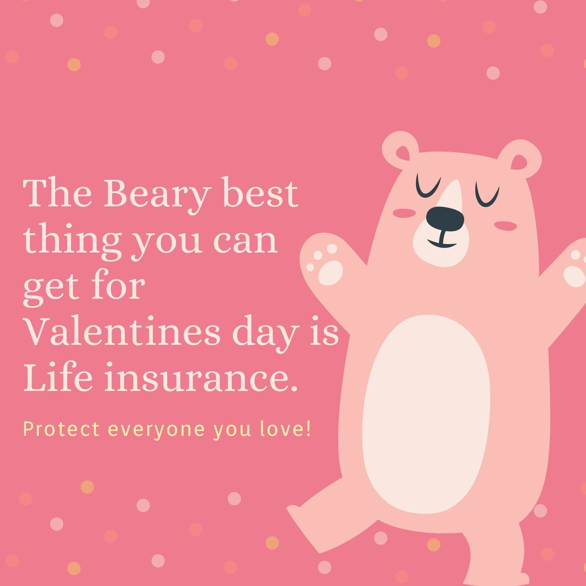 Family means everything to us & we wouldn't be looking out for you if we didn't make sure your family was beary secure.   Give me a call so we can tailor the right life insurance policy for you.   Boardman: 330.782.6100 Cleveland: 440.461.1155  #MonicaHoskinsAgency #Family #AmFam