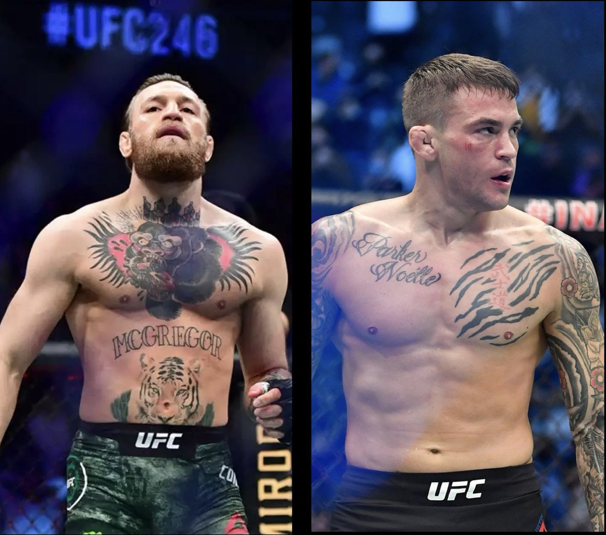 For all the marbles.... 🇮🇪 vs 💎 for a third time? #ufc #McGregor #poirier #ElDiamante #McGregorPoirier