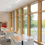 Image for the Tweet beginning: Unicel Architectural Timber Curtain Wall