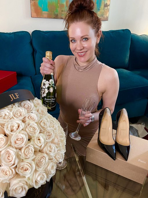 1 pic. THANK YOU @VIXEN & @deeper_official for ALL of these amazing  birthday gifts today! I'm SO honored