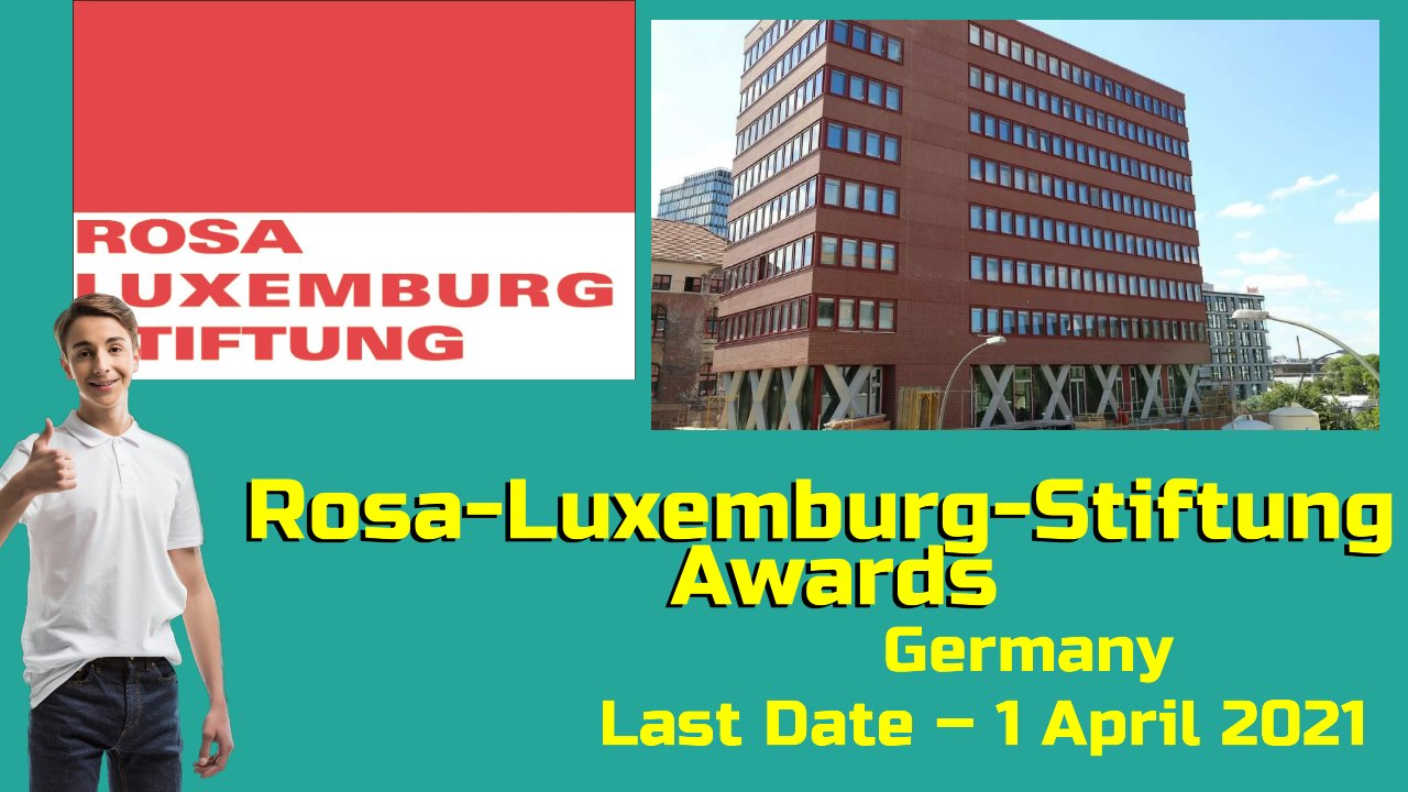 Rosa-Luxemburg-Stiftung Awards at Rosa-Luxemburg-Stiftung, Germany