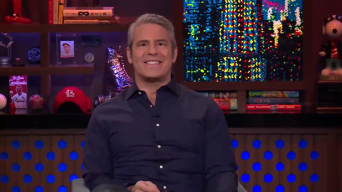 It's #WWHL with Jeff Lewis now!