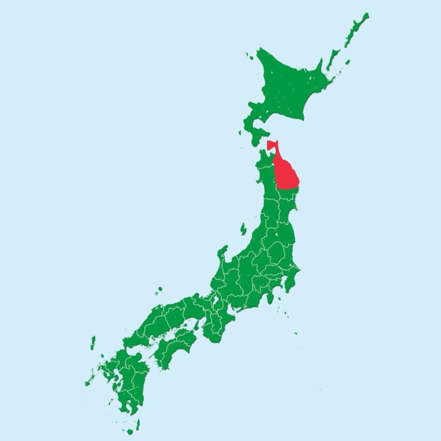 日本において「南部」がこの地域と通じるの外国人には意味わからん気がする