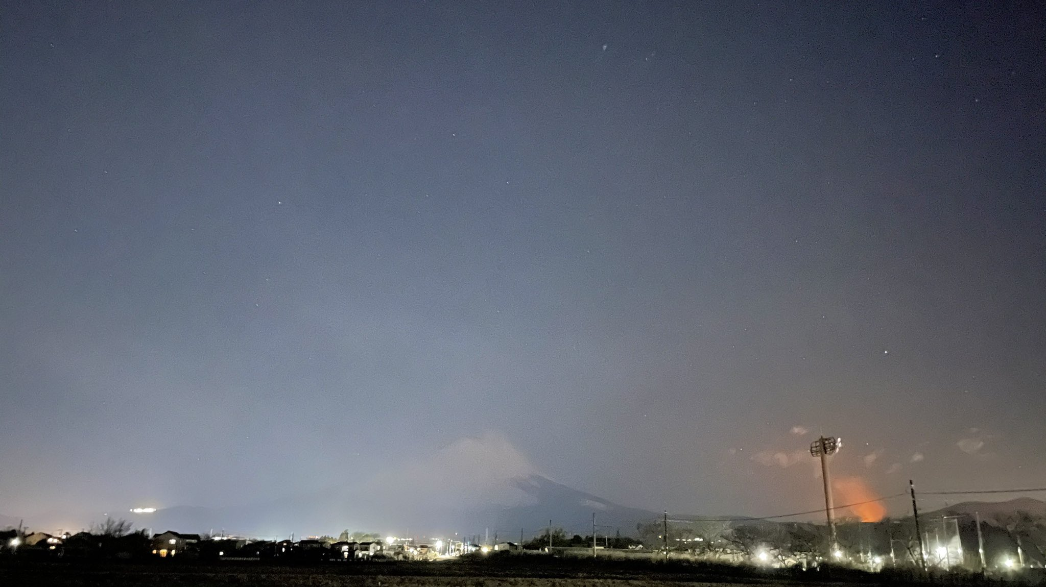 火事 演習 北 富士 場