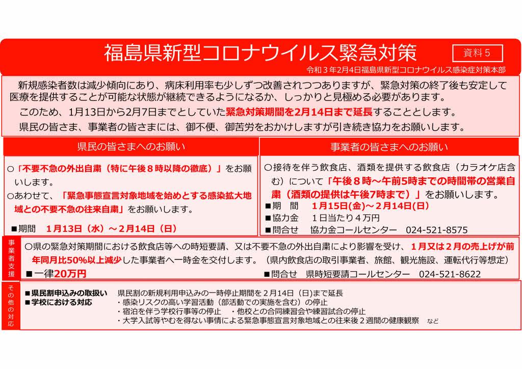 県 コロナ 状況 福島 感染