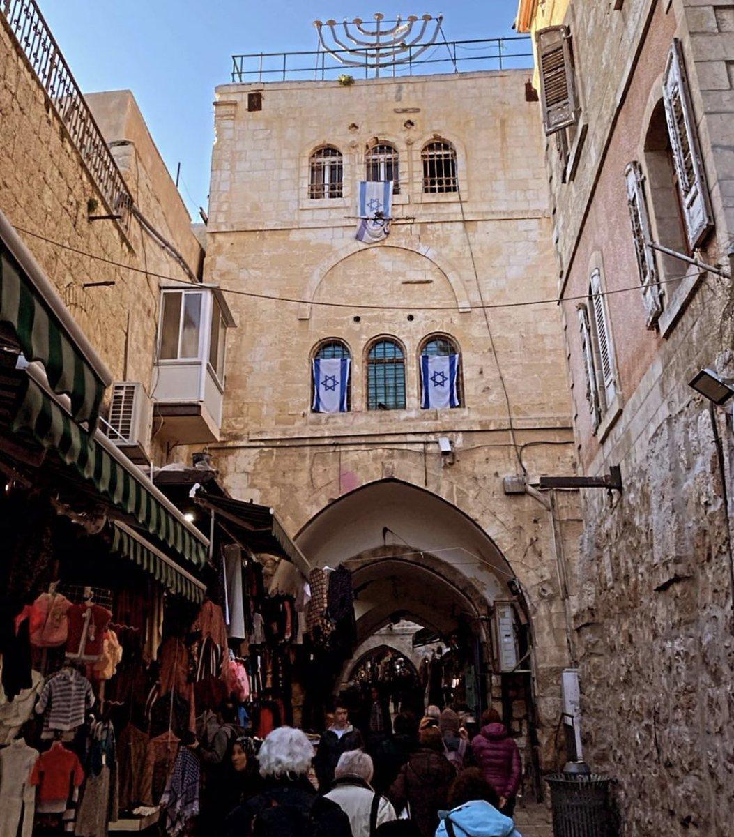 الحياة في القدس ما قبل جائحة كورونا  …