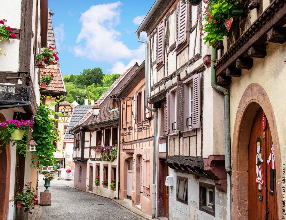 L'Alsace désignée 1ère dans le TOP des lieux les plus accueillants de France !! 🏆😍Le classement >> https://t.co/nFP50arHrn #Alsace #VisitAlsace https://t.co/zDGdGPlrR4