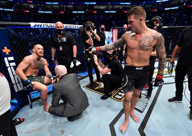 Conor McGregor explains how he will avenge his defeat by Dustin Poirier in trilogy fight