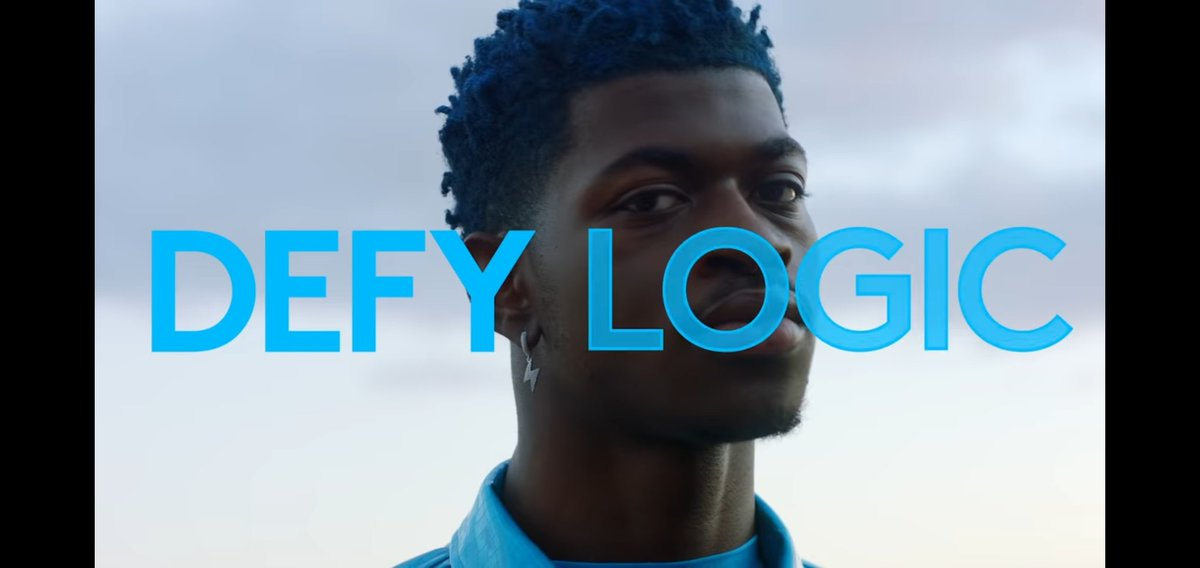 How good is the new #Logitech #DefyLogic SuperBowl Ad?!?  This one's for the   Makers...  Creators...  And the ground breakers.......💥  Watch here 👇 youtu.be/3dBl1iwqqbw @LogitechG_ANZ #SuperBowl  @LilNasX