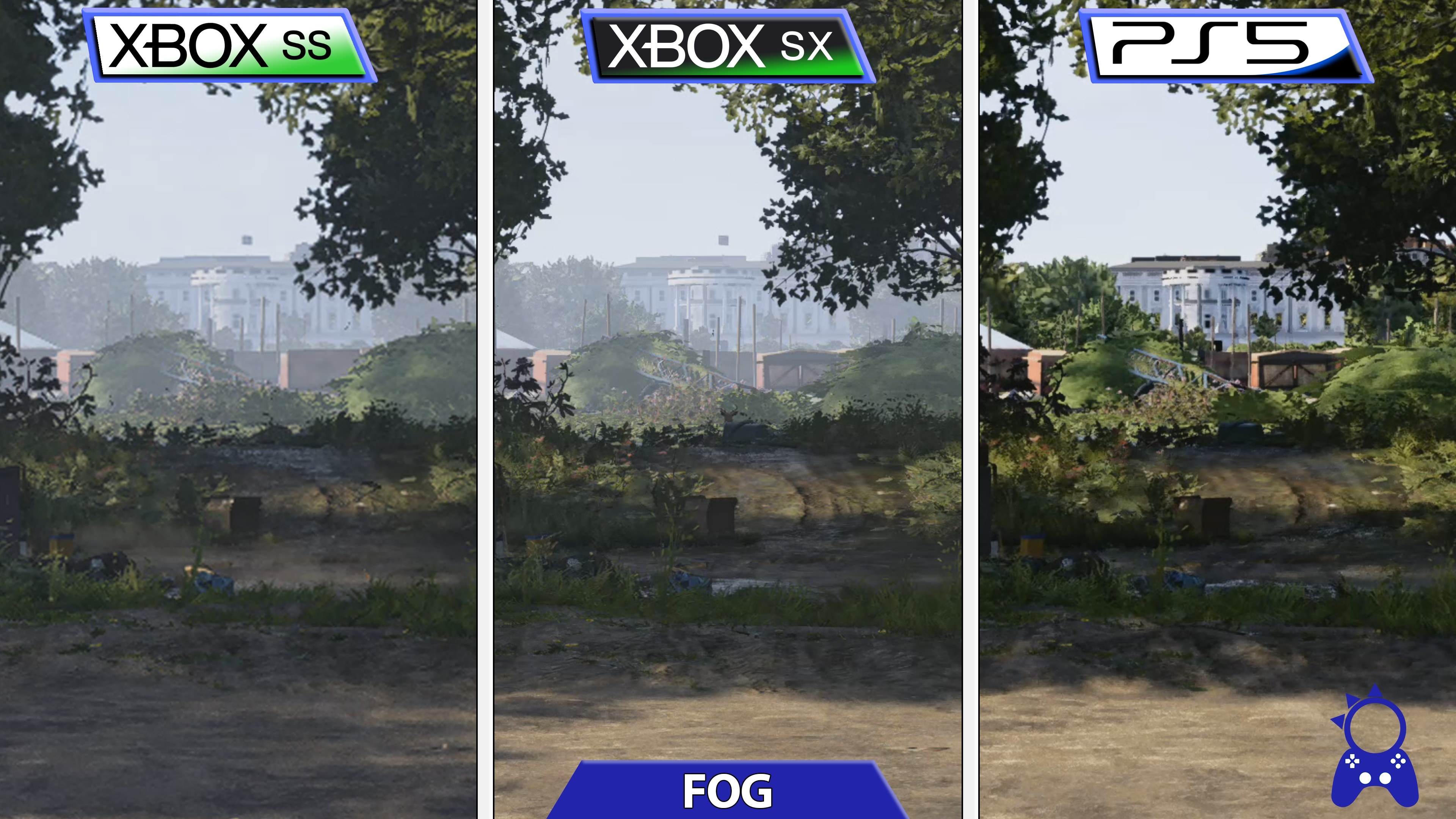 Comparan el rendimiento de The Division 2 en Xbox Series X y PS5