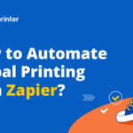 Image for the Tweet beginning: Automate your global print needs