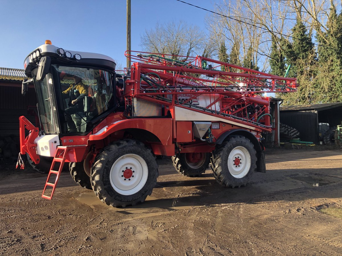 test Twitter Media - New @Batemansprayers RB35 delivered today ready for 2021 season https://t.co/Pu99atfkqC