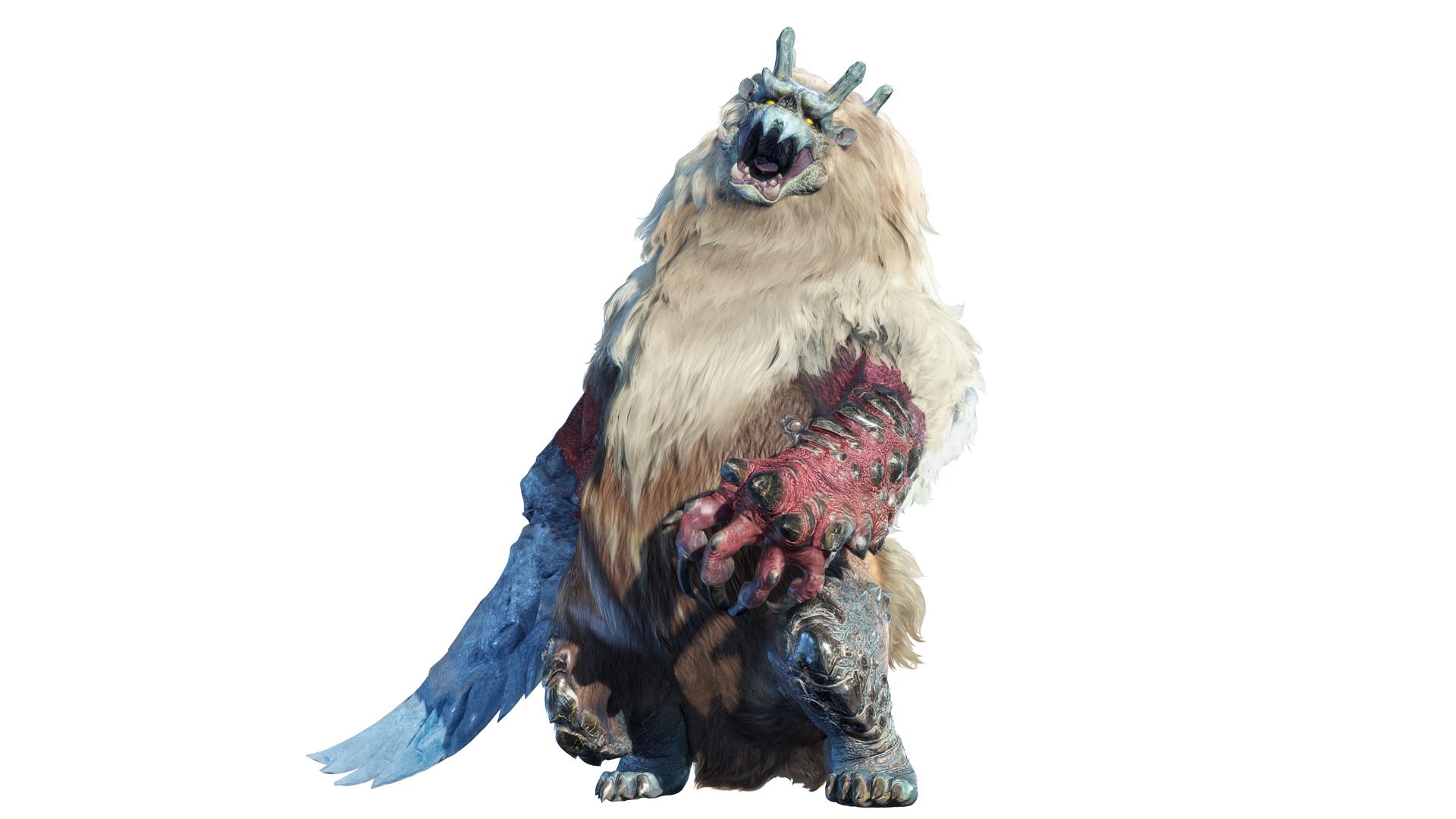 Monster Hunter Rise nuevos monstruos Goss Harag