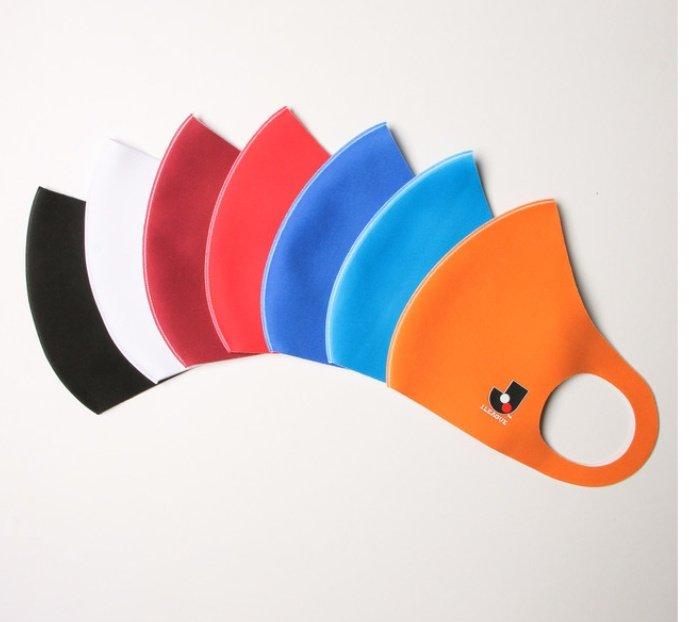 #イオン #マスク#Jリーグ #Jリーグマスクイオンから、Jクラブのクラブカラーを取り入れた7色の「Jリーグマスク」発売!Jリーグ応援企画第3弾!1点お買上げごとに10円をJリーグに寄付  @PRTIMES_JPから