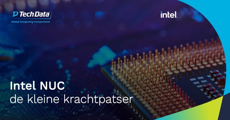 Intel NUC is een compact en veelzijdig…