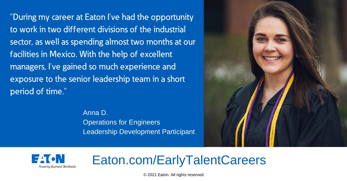 EATON internships