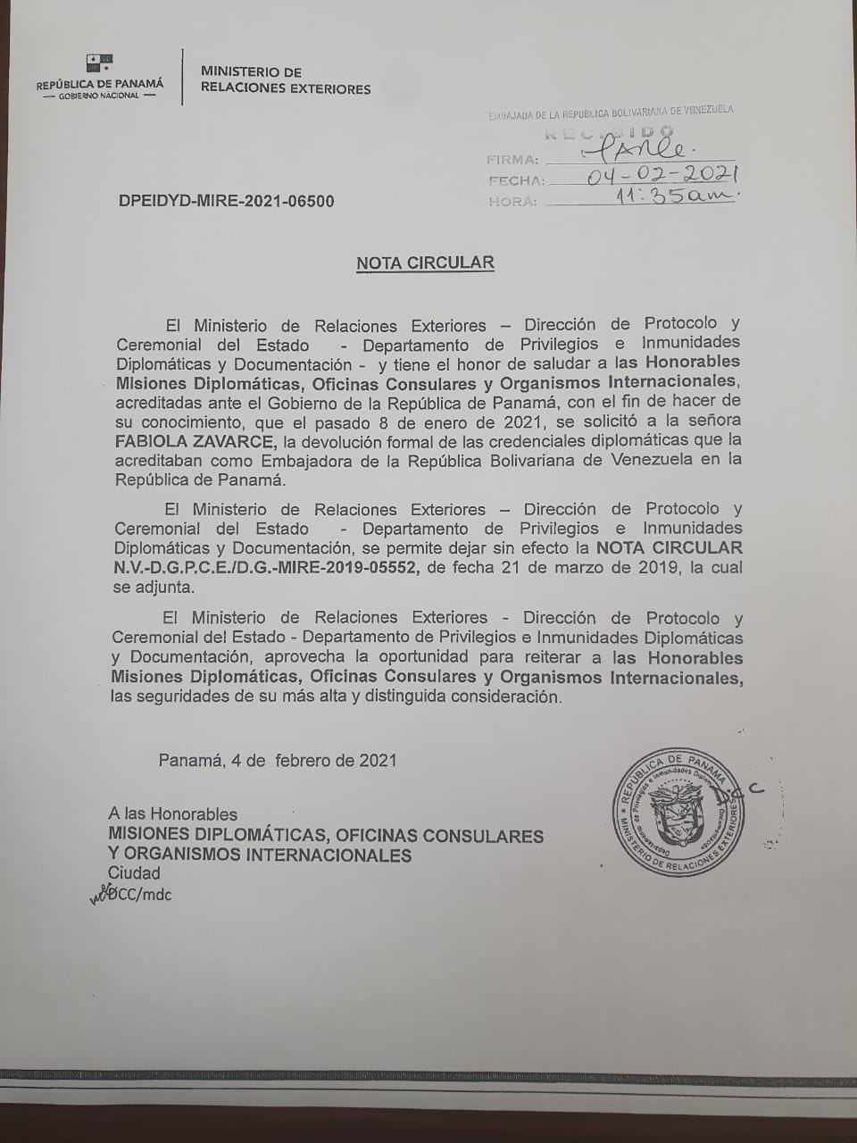 Gobierno (interino) de Juan Guaidó - Página 5 EtZ6BRuXAAAnQb4?format=jpg&name=large