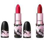 M·A·C(マック)から夜桜イメージの限定コスメ発売!透けツヤリップや儚げチークで春を感じませんか?