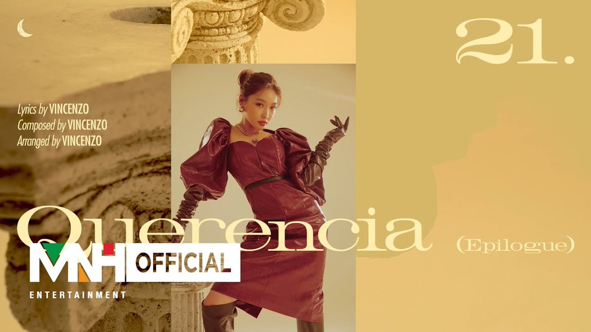 Image result for Kim Chung Ha drops preview of side D for 'Querencia' album