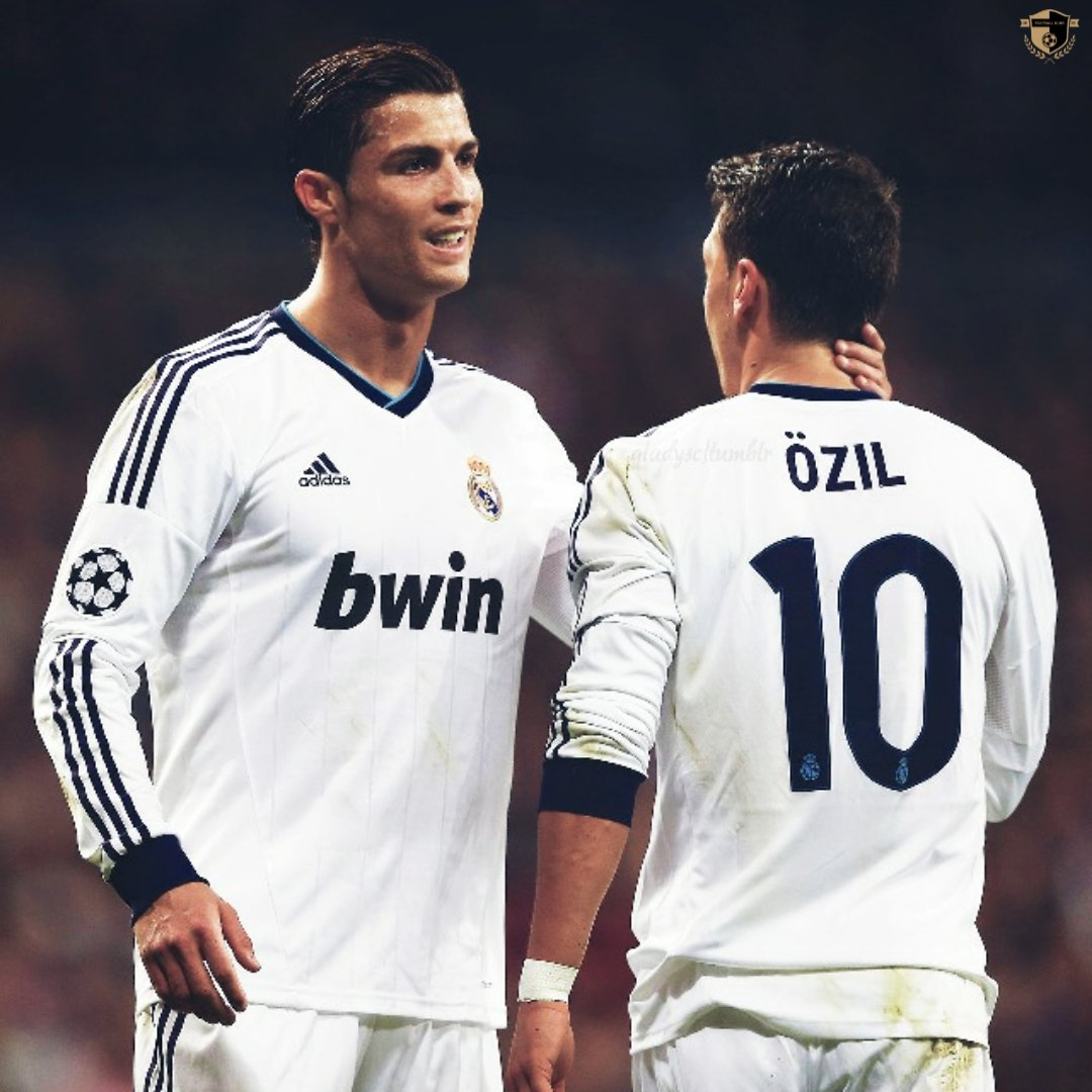 Cristiano Ronaldo and Mesut Ozïl in 2011/12 season were one of the best duo of all time 👏♥️ ▫️Cristiano Ronaldo - 60 Goals ▫️Mesut Ozil - 28 Assists Things you dont see every year😍 #Ronaldo #CristianoRonaldo #cr7 #mesut #ozil #mesutozil #Realmadrid #Halamadrid #AskMesut #LaLiga https://t.co/nsvUazJuK8