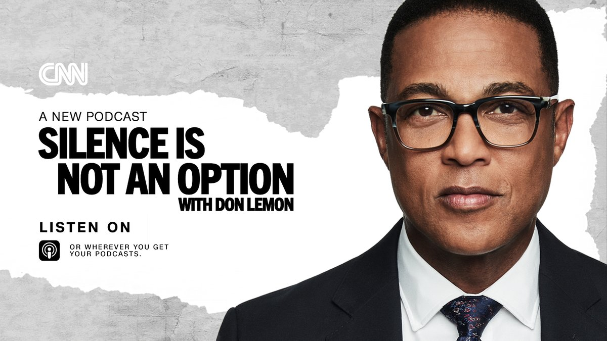 """How does a song stay relevant for over 120 years? On today's special episode for Black History Month, @donlemon looks at the staying power of """"Lift Every Voice and Sing"""" with @imaniperry @WhipClyburn & @HowardU's Eric Poole. #SilenceIsNotAnOption"""